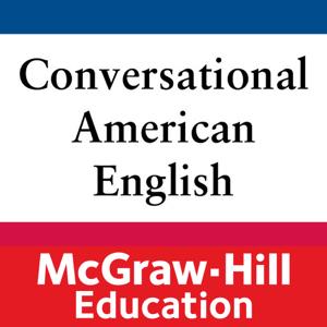 Conversational American English app