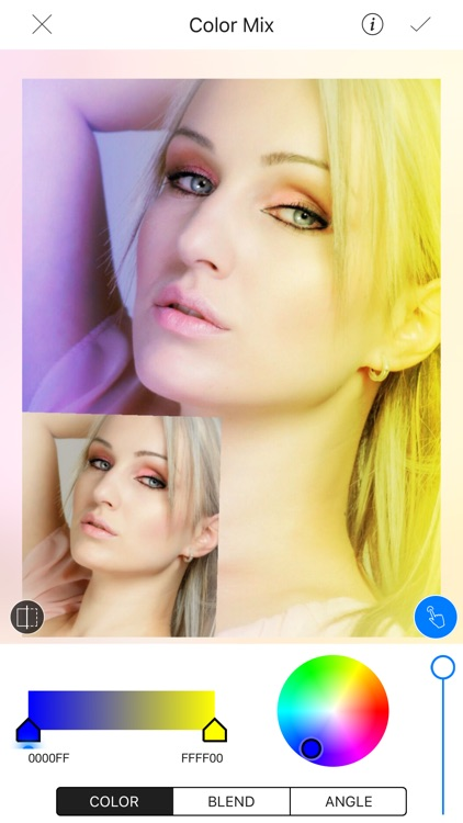 FaceX - Perfect Selfie & Portrait screenshot-3