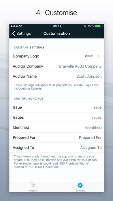 Site Audit Pro app image