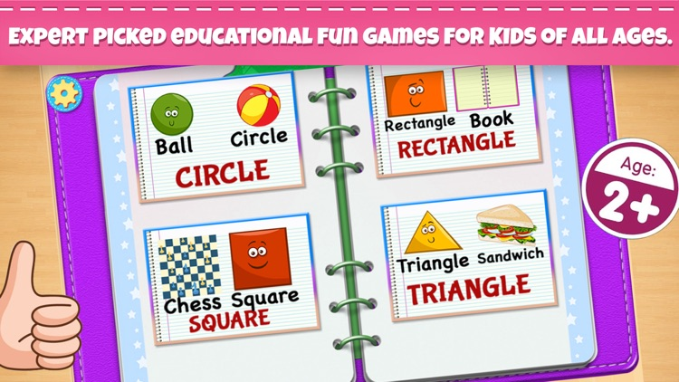 EduLand - Preschool Educational Games for Kids screenshot-4