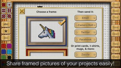 Cross Stitch Maker review screenshots
