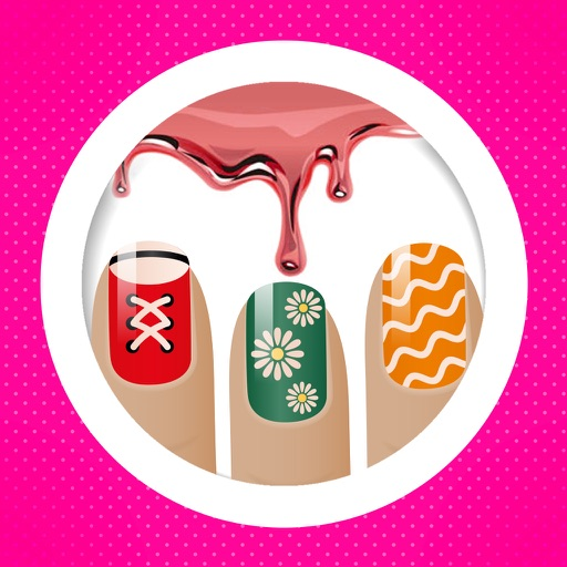Nail Art Salon- Manicures, Nail Polish Design Idea