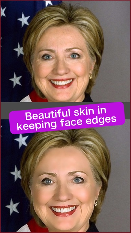 Fine Skin Cam - photo editor for beautiful face