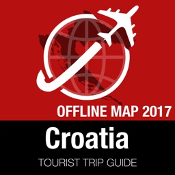 Croatia Tourist Guide + Offline Map