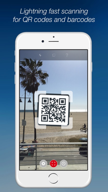 Scan - QR Code, Barcode Reader screenshot-0