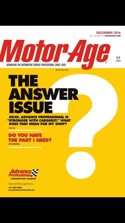 Motor Age app image