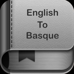 English To Basque Dictionary and Translator