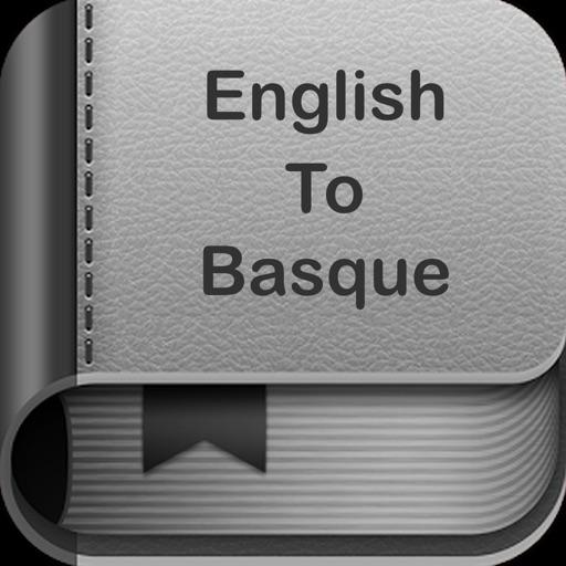English To Basque Dictionary and Translator