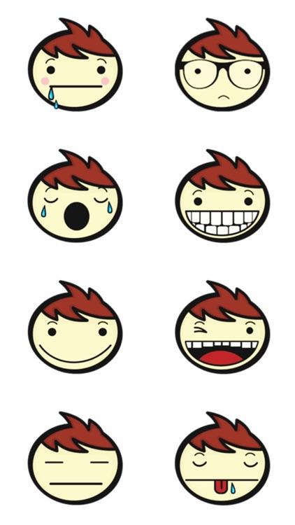 Crazy Emoji Stickers