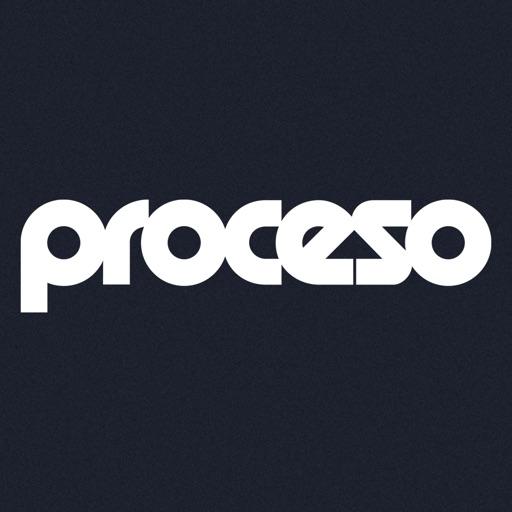 Revista Proceso app logo