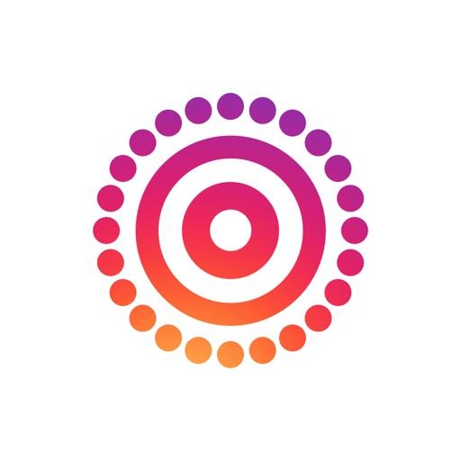 BlurryLives iOS App