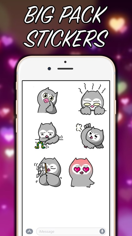 Little Ugly > New Stickers! screenshot-4