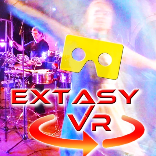 VR Extasy Cosmic Vibrations Virtual Reality 360