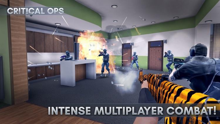 Critical Ops screenshot-0