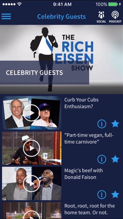 The Rich Eisen Show screenshot-4