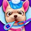 Baby Pet Vet Doctor - Dog, Cat & Animal Spa Games
