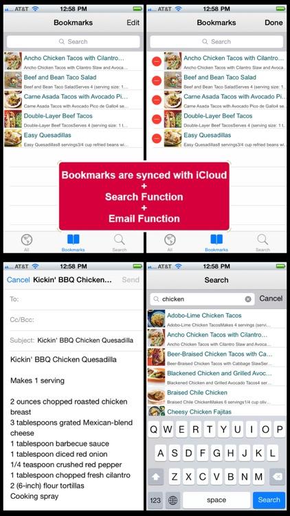 300 Taco Recipes screenshot-3