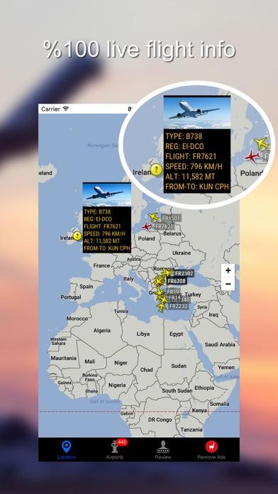 Tracker For Korean Air Pro screenshot three