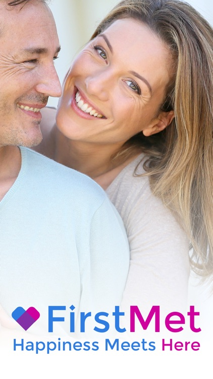 FirstMet Dating: Meet, Date & Chat with Singles app image