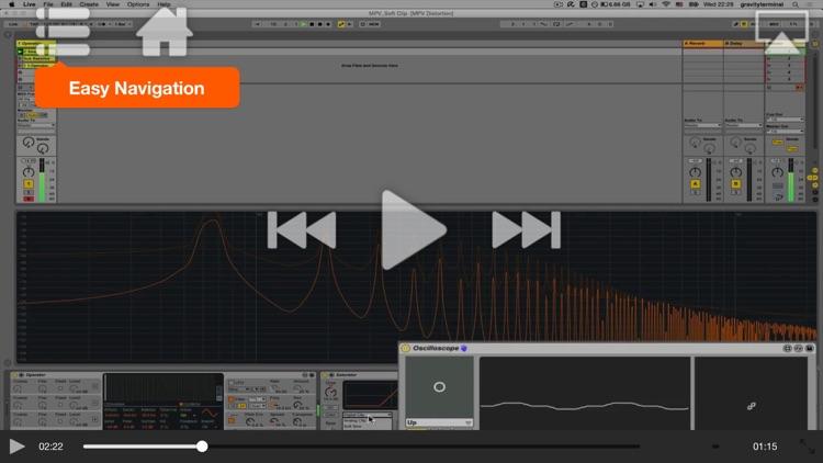 FastTrack™ For Ableton Live Distortion screenshot-3