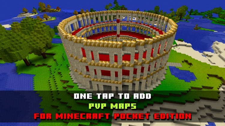 how to download maps on minecraft pocket edition