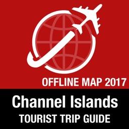 Channel Islands Tourist Guide + Offline Map