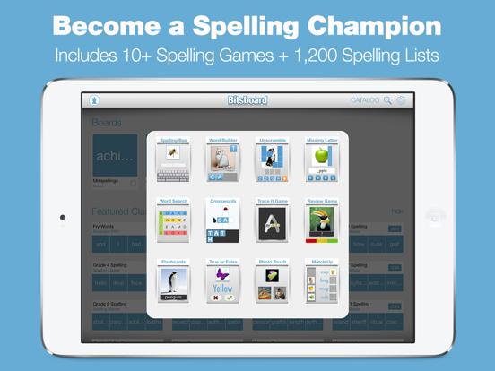 Spelling Bee Lists 1000+ Spelling Tests Grade 1-12のおすすめ画像1