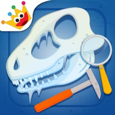 Activities of Archaeologist Dinosaur - Ice Age - Games for Kids