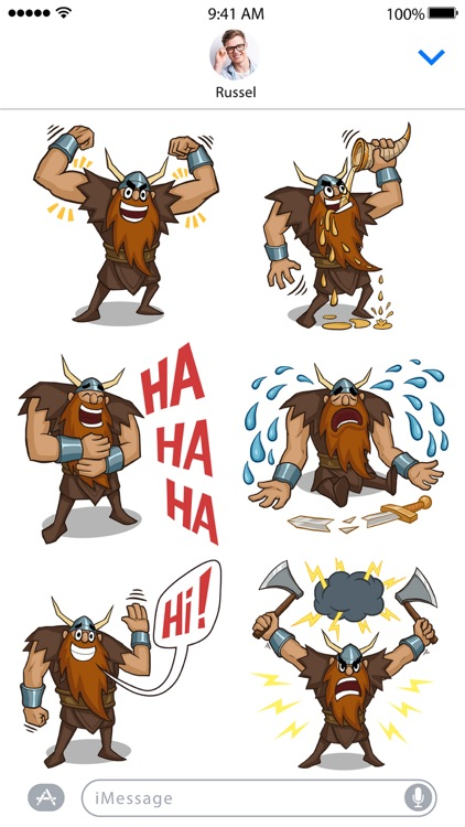 Vidar the Viking screenshot-3