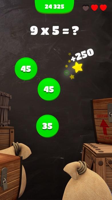 Screenshot for 10monkeys Multiplikation in Germany App Store