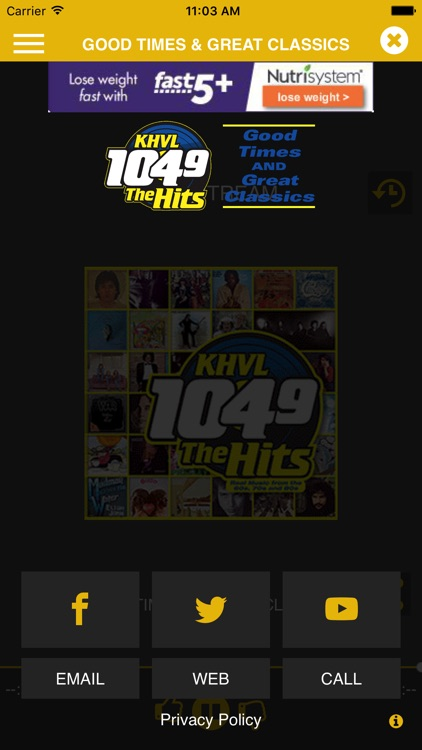 104.9 THE HITS screenshot-3