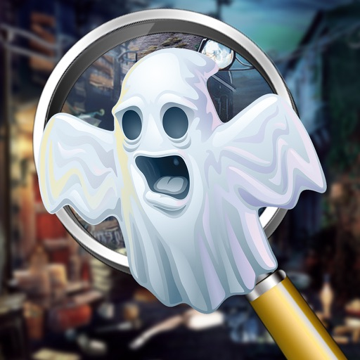 Hidden object: Ghost palace