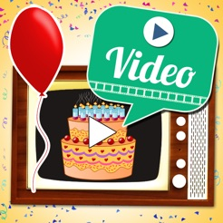 Happy birthday videos animated video greetings on the app store happy birthday videos animated video greetings 4 m4hsunfo