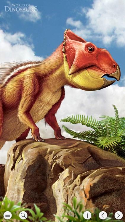 World of Dinosaur : The Ultimate Dinosaur Resource
