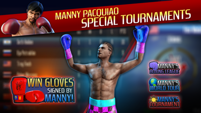 Real Boxing Manny Pacquiao screenshot 4