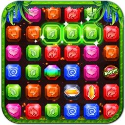 Mega Gem Chains Match 3 - New Match Three Game