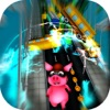 Pig Crazy Rush - Subway Surf - Runer Game Reviews