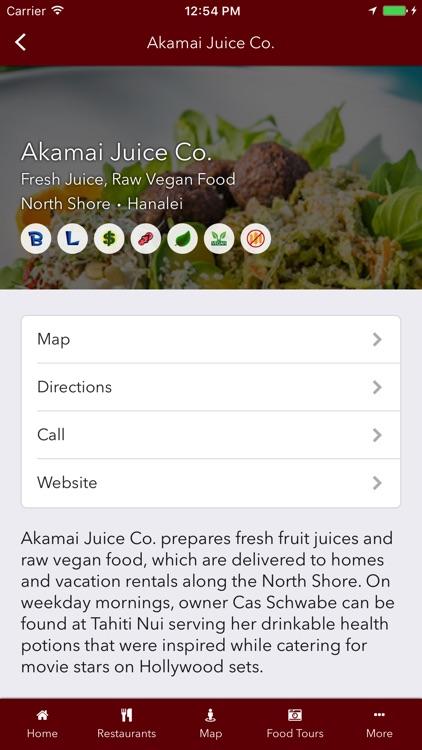 Tasting Kauai Restaurant Guide screenshot-3