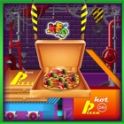 Fábrica de pizza e cozinhar Crazy Food Maker icon