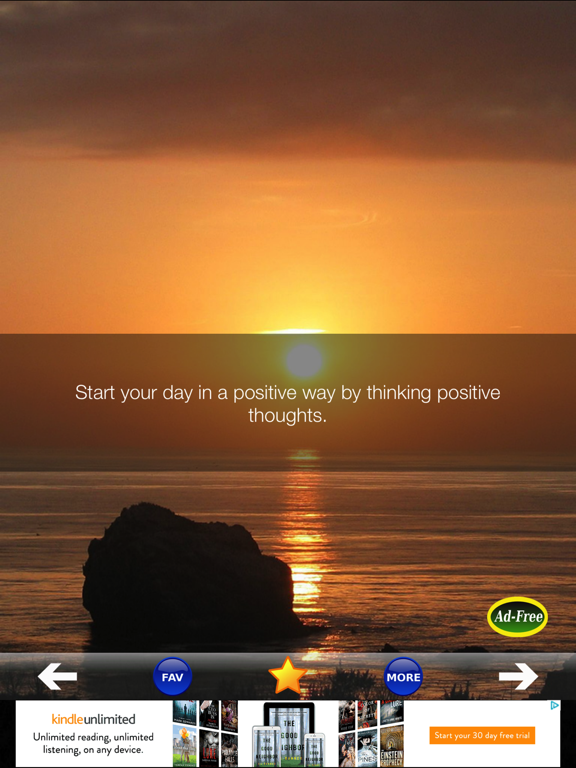 Daily Self Help Solutions and Life Improvement: Positive Thinking Tips for Success & Happiness screenshot