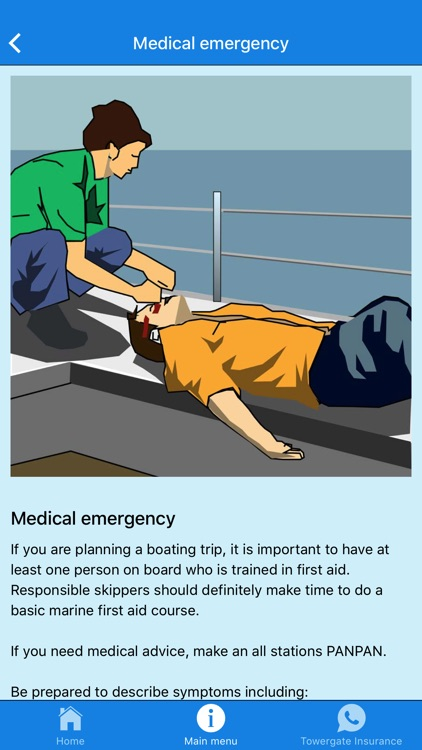 Safe Skipper - Boating Tips and Advice screenshot-4