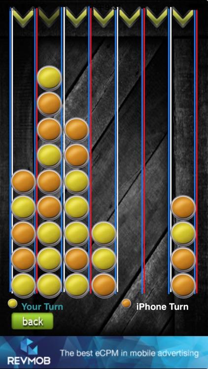 My Mega Four in a Row