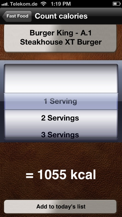 Calorie-Calculator screenshot-2