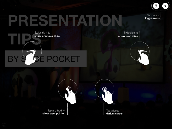 SlidePocket - Presentation and Slideshow Maker with Smart Presentations Themes screenshot