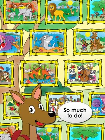 Скачать Дети Головоломка Животные Игры Для Детей, Малышей