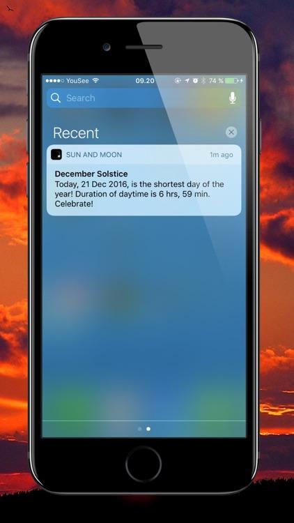 Sun And Moon Tracker 3D screenshot-3