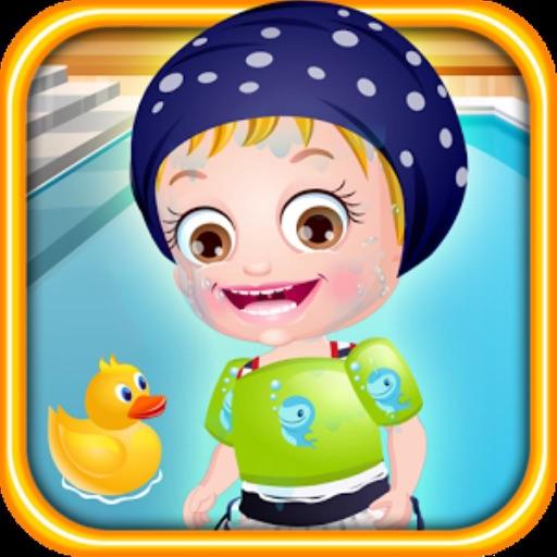 Baby Hazel : Swimming Time iOS App