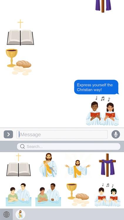 ChristianMoji - Christianity Emojis & Stickers
