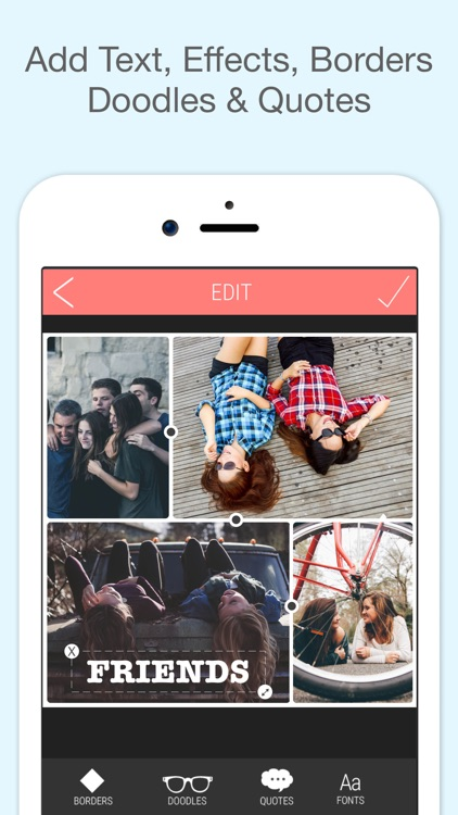 Photo Collage Maker - Pic Grid Editor & Jointer + screenshot-3