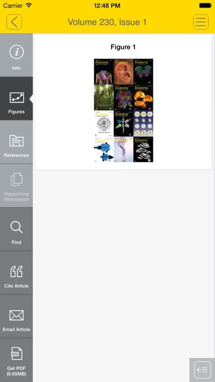 Journal of Anatomy screenshot-4